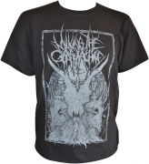 MILKING THE GOATMACHINE Cementerio T-Shirt Extra-Large (o308)