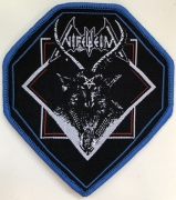 NIFELHEIM - 1st Album - 9,4 cm x 10,3 cm - Patch