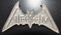 NIFELHEIM - Logo - 5,3 cm x 9,7 cm - Metal Pin