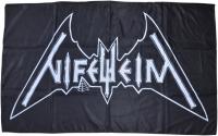 NIFELHEIM - Logo - Textile Posterflag - 96,5 cm x 60 cm