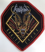 NIFELHEIM - Devil's Force - 9,4 cm x 10,5 cm - Patch