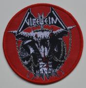 NIFELHEIM Satanatas - 8,4 cm Patch