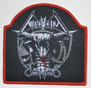 NIFELHEIM - Satanatas Gravestone - 10,6 cm x 10,4 cm - Patch