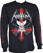 NIFELHEIM - Servants Of Darkness Inverted Cross - Gildan Longsleeve
