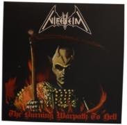 "NIFELHEIM - The Burning Warpath To Hell - 2-Track-Vinyl-7""-Single"