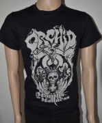 ORCHID Mouth Of Madness Grey T-Shirt