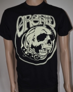 ORCHID Skull Yellowish T-Shirt