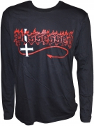 POSSESSED Logo Longsleeve