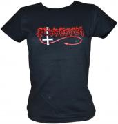POSSESSED Logo Girlieshirt S