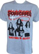 POSSESSED - Victims Of Death - Gildan T-Shirt