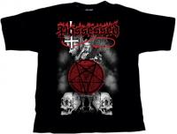 POSSESSED Pentagram T-Shirt SMALL (g71)
