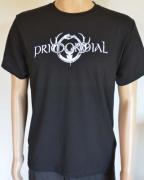 PRIMORDIAL - Logo - T-Shirt - S