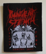 PUNGENT STENCH - Blood Pus & Gastric Juice - Patch