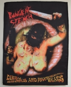 PUNGENT STENCH Dirty Rhymes And Psychotronic Beats Backpatch