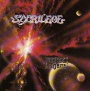 SACRILEGE - Turn Back Trilobite - Digipak CD