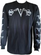 SAINT VITUS Logo - Gildan Longsleeve