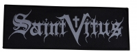 SAINT VITUS Logo-bandname-only Patch