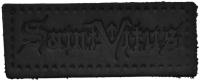 SAINT VITUS - Bandname - Leather-Patch - 10,2 cm x 4,2 cm