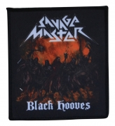 SAVAGE MASTER Black Hooves Patch