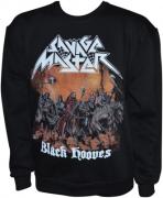 SAVAGE MASTER Black Hooves Sweatshirt