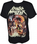 SAVAGE MASTER Mask Of The Devil T-Shirt