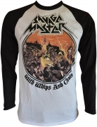 SAVAGE MASTER With Whips And Chains Baseball-Longsleeve L
