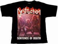 DESTRUCTION Sentence Of Death T-Shirt