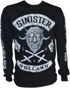 SINISTER Death Metal Carnage Crew - Gildan Longsleeve Small