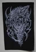 SINISTER Devil Logo 14,1 cm x 9,2 cm Patch