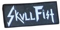 SKULL FIST - Logo - Patch
