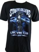 STACIE COLLINS - Live Wire Tour 2019 - Gildan Softstyle T-Shirt