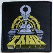 TANK - Logo - 10,4 cm x 10,4 cm - Patch