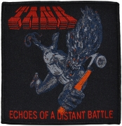 TANK - Echoes Of A Distant Battle - 10,1 cm x 10,3 cm - Patch