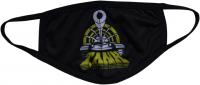 TANK - Logo - Maske - 15 cm x 22 cm