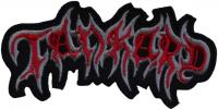 TANKARD - Logo Cut-Out - 12,3 cm x 6,3 cm - Patch