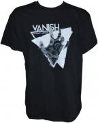 VANISH The Insanity Abstract / Hand - Gildan T-Shirt Large