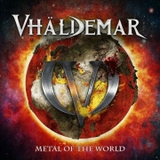 VHALDEMAR - Metal Of The World - CD