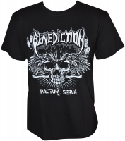 BENEDICTION Pactum Serva T-Shirt