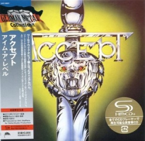 ACCEPT Im A Rebel Cardsleeve JAPAN-CD