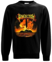 BENEDICTION Subconscious Terror Sweatshirt