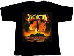 BENEDICTION Subconscious Terror T-Shirt